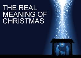 Real meaning of Xmas
