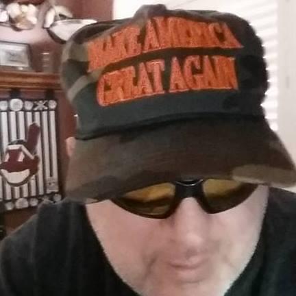 Trump Hat Danny