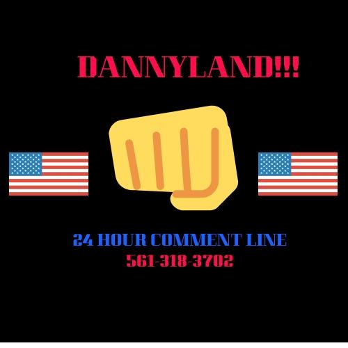 Dannyland Dungeon Logo